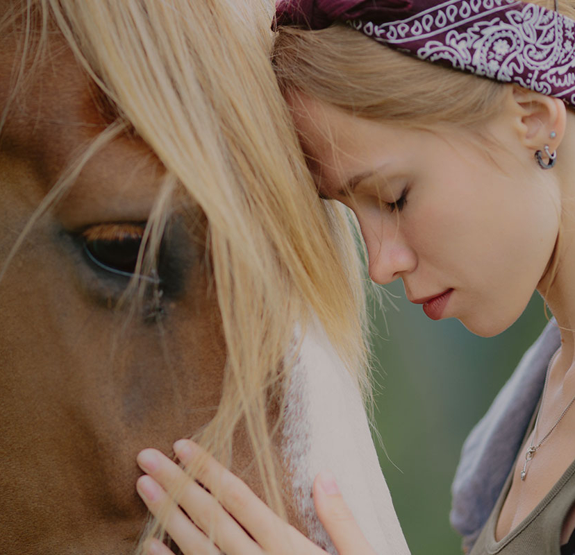 Temecula, Riverside County equine therapy program – teens, teenagers, adults.